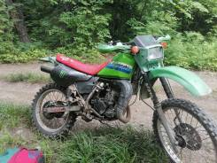 Kawasaki KMX125, 1995
