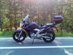 Yamaha YBR 250, 2016