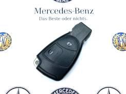Ключ зажигания (корпус) Mercedes 2-x кнопочный