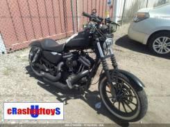 Harley-Davidson Sportster Iron 883 XL883N, 2009