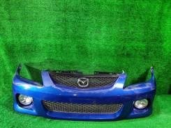 Бампер Mazda Familia, BJFW; BJ5W; BJ5P; BJEP; BJ8W; BJ3P; BJFP [003W0046823], передний
