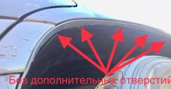 Задние подкрылки Toyota Land Cruiser 100