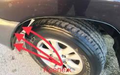 Передние подкрылки Lexus LX 470