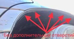 Задние подкрылки Lexus LX70
