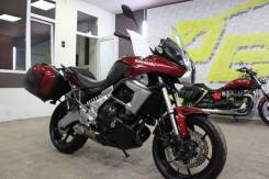 Kawasaki Versys 650, 2011