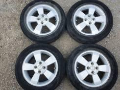 Комплект литых дисков Chevrolet Spark R15 4x100