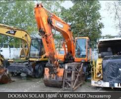 Doosan Solar 180 W-V, 2013