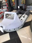 Надувная лодка ПВХ Ривьера 3600 СК Компакт слань+киль в наличии