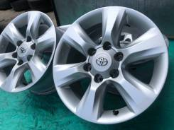 Оригинал! Японские Диски Toyota LAND Cruiser Prado Б/П по РФ отл. сост