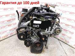 Двигатель Nissan CG13DE для CUBE, March. Гарантия.
