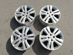 Оригинальные литые диски Хонда R16, 4/100 Made in Japan
