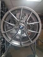 Новые диски R18 5x120 на BMW Разноширокие