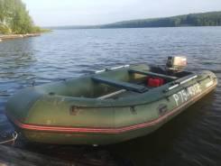 Лодка nissamaran 420