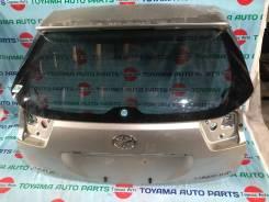 Дверь багажника Toyota harrier mcu35 color 1C0