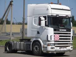 Scania R124, 2004