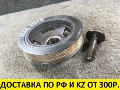Контрактный шкив коленвала Nissan VQ25DE J1876