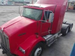 Kenworth T800, 2007