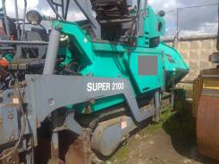 Vogele Super 2100, 2002