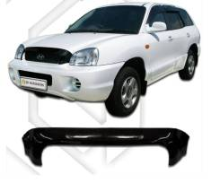 Дефлектор капота Hyundai Santa Fe Classic 2001-2005
