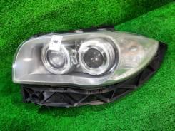 Фара BMW 116i, E87; 6312-6924491-08 [293W0051140], левая передняя
