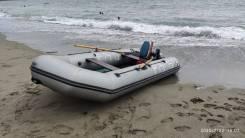 Лодка ПВХ с мотором Yamaha
