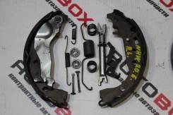 Механизм стояночного тормоза левый Toyota Prius NHW20