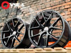 NEW! # HRE Performance P101 R18 8,5J 5x112 MATT Black [VSE-4]