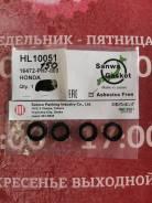 Уплотнительное кольцо топливной форсунки Sanwa HL10051 Honda