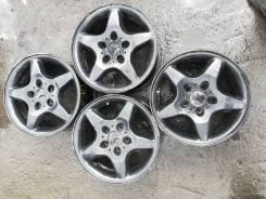 Литые диски Mercedes ML320 R16 5x112 ET62 (4 шт)
