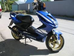 Yamaha Aerox, 2007