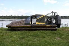 Аэролодка Alligator Raptor (аэроглиссер, аэробот)