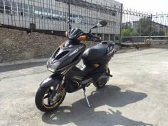 Yamaha Aerox, 2011