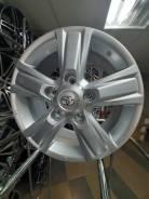 Новые диски R18 5*150 на Toyota LC