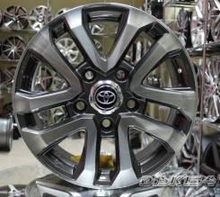 Новые диски R18 5*150 на Toyota LC 200 в наличии!