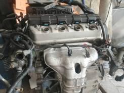 Двигатель Honda civic es eu d15b vtec egr катушечный