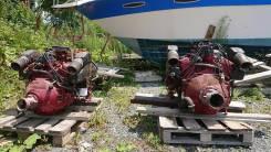 Стационарный, бензиновый, лодочный мотор Volvo Penta AQ 211A