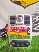 Консоль с часами Chrysler 300C