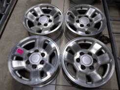 """Оригинальные Toyota Surf 16"""" 7jj (6*139.7) et+15 цо106.1мм"""