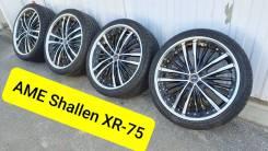 225-35-19, ковка AME Shallen XR75, в наличии