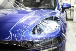 Бронирование автомобиля -Зона риска, Бронирование лобовых стекол