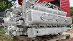Двигатель 1Д6 на катер горбач