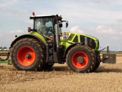Claas Axion, 2019