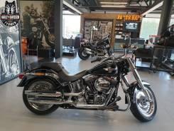 Harley-Davidson Fat Boy, 2017