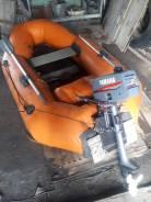 Моторная лодка + морот ямаха