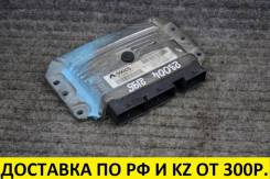 Блок управления двс Renault Megane 2 F4R 2.0 контрактный