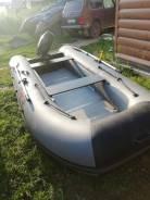 Продам лодку ПВХ +мотор.
