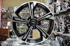 Новые диски R17 5*112 на Audi