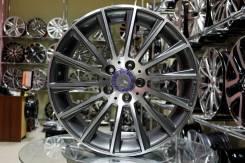 Новые диски R17 5х112 на Mercedes С, E, S -Class