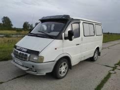 ГАЗ 2217 Баргузин, 2000