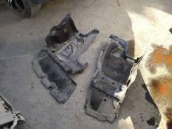 Защита двигателя левая правая Toyota Avensis AZT251
